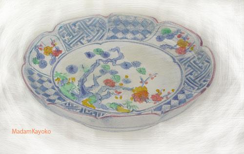 20130125絵皿